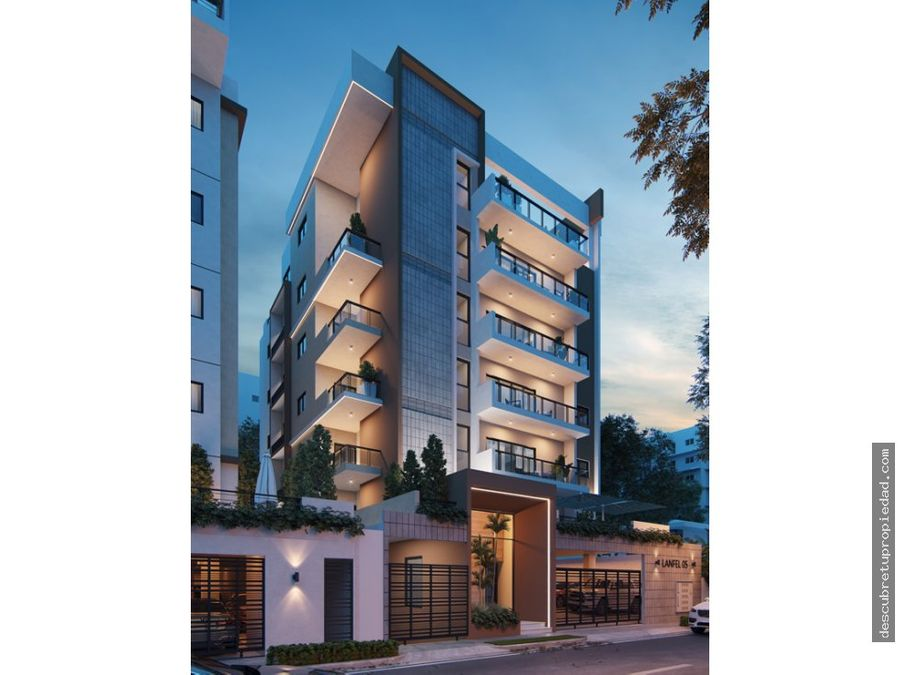mirador sur apartamento en construccion