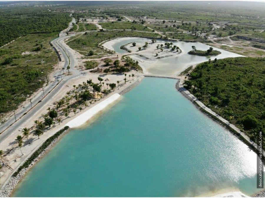 oportunidad terrenos lotes para villas en punta cana