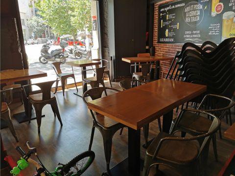 restaurante en zona comte urgell