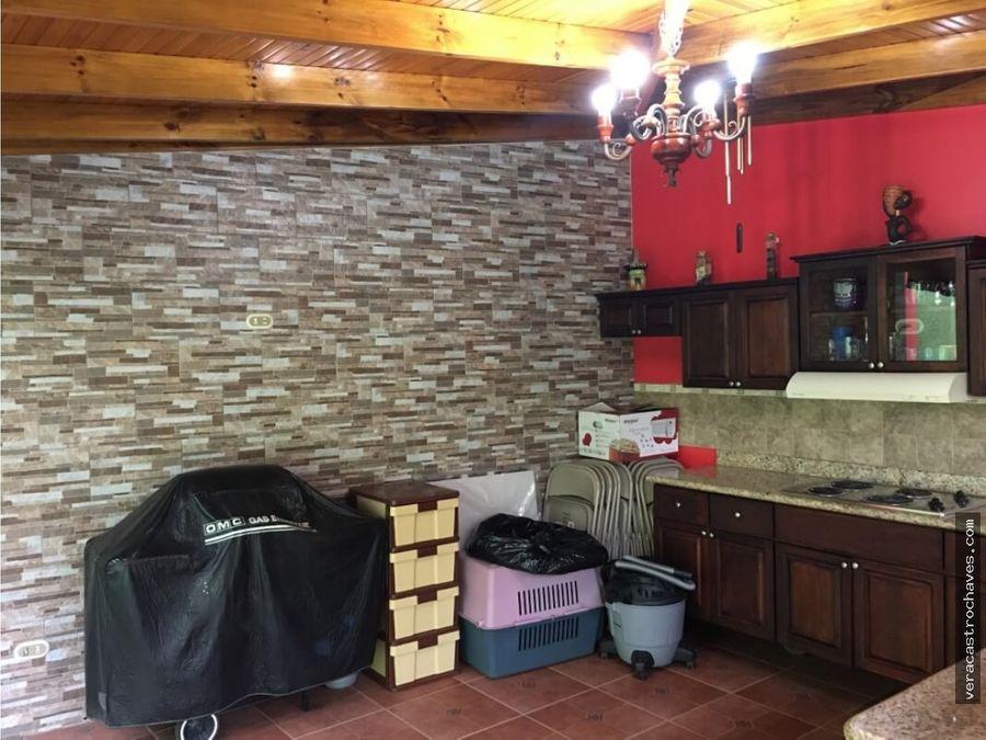 vendo casa residencial villa adobe san pablo heredia