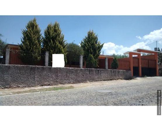 casa en venta hidalgo 500m2