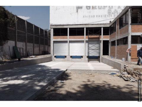 bodega de 5 868 m2 renta condominio cuauti mex