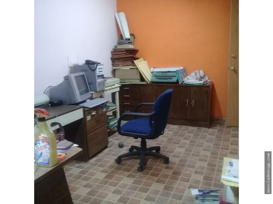 oficina bodega en casa de 250m2 rento en ecatepec edo de mex