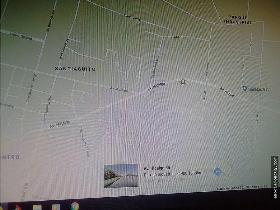 terreno venta de 7 692 m2 tultitlan cartagena