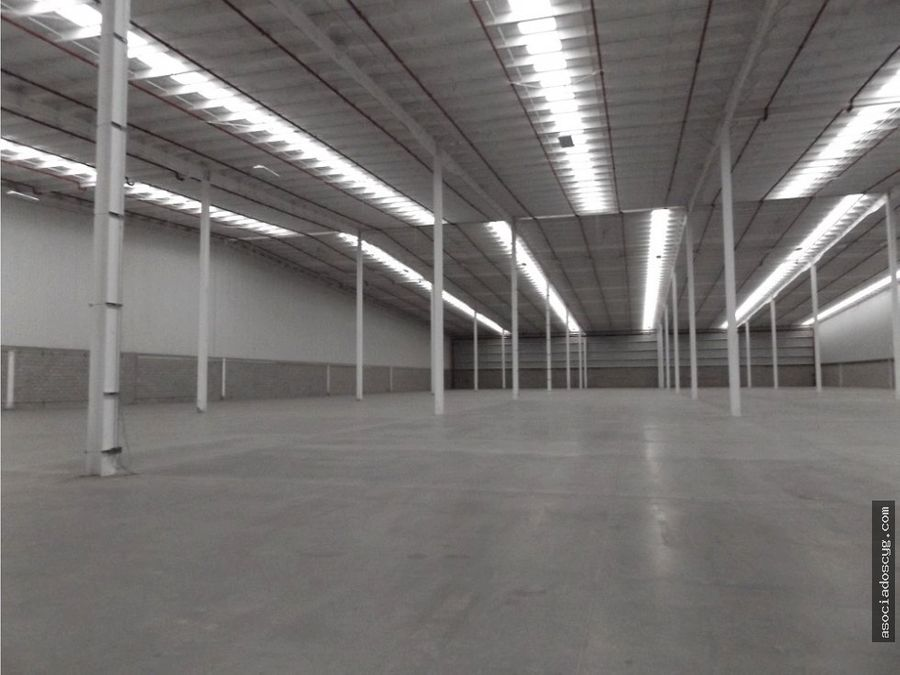 bodega 8 313 m2 tepotzotlan edo de mex