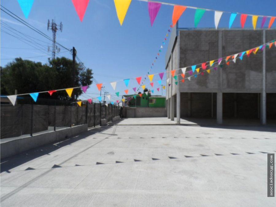 local comercial 2 050m2 renta cuautitlan tepalcapa