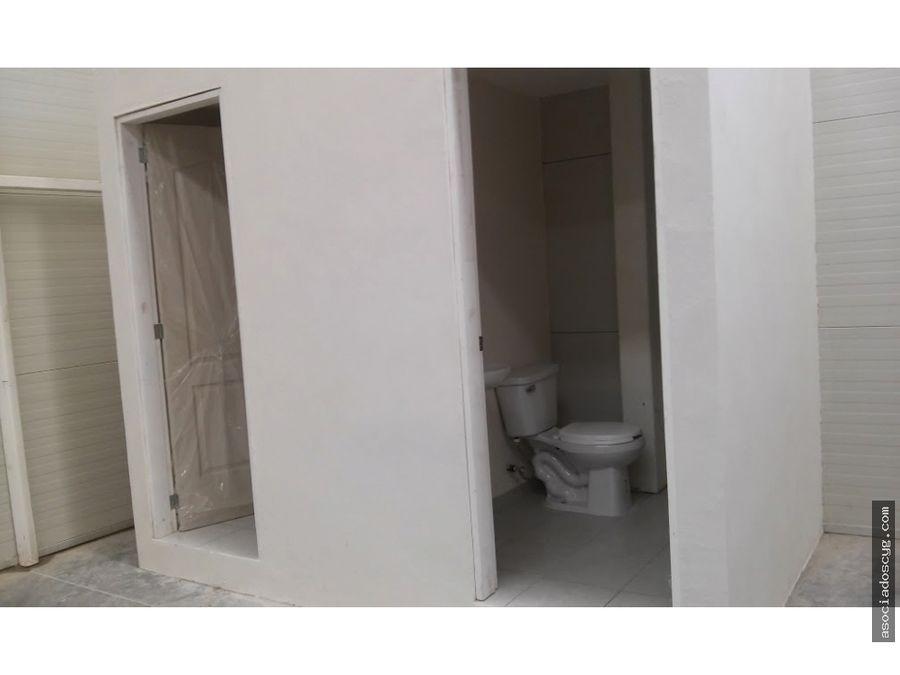 bodega condominio 500m2 cuautitlan izcall i