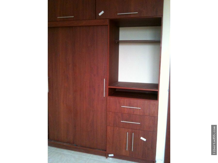 vendo apartamento 2 piso brisa de los alamos norte