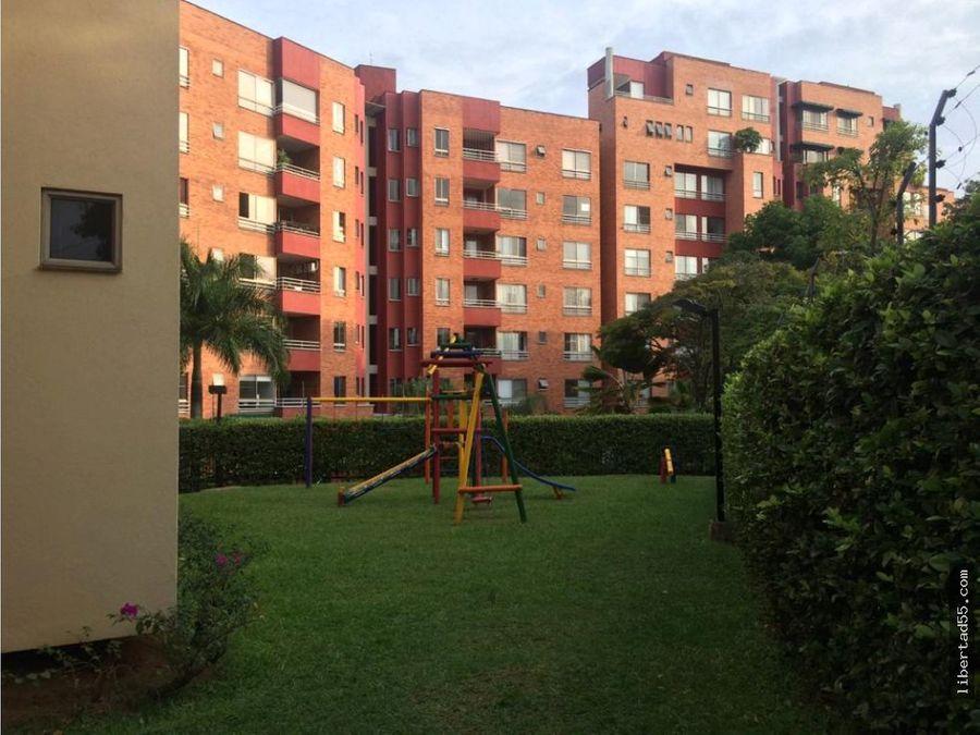 vendo apartamento ciudad jardin cali