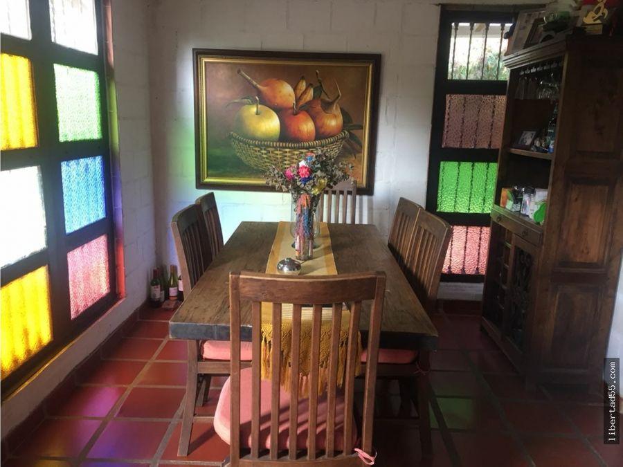 venta casa campestre condominio potrerito jamundi