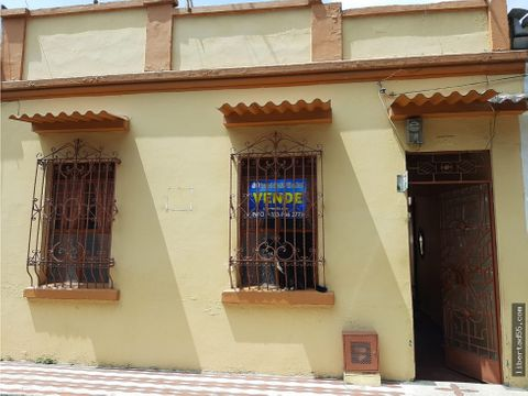 vendo casa centro san nicolas cali colombia
