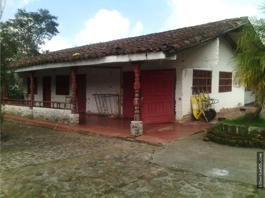 venta finca sivana piendamo cauca popayan colombia