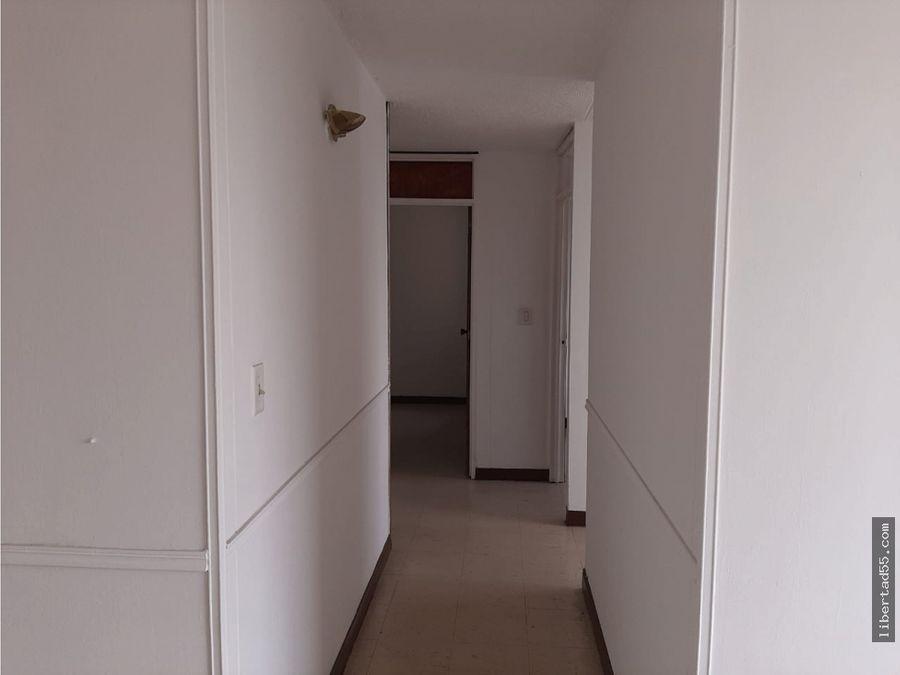 vendo apartamento 5 piso 54m2 brisa delos alamos norte