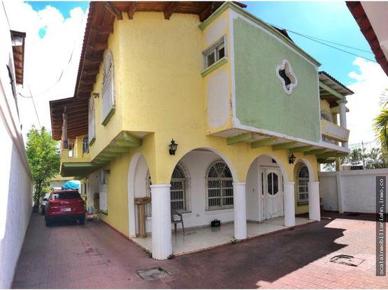 casa en venta en col tres caminos