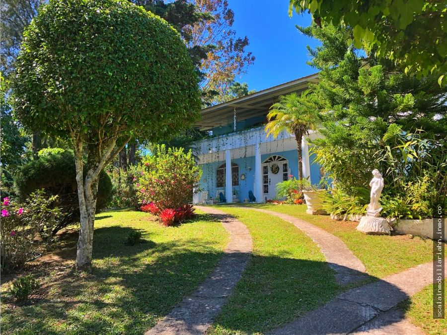 casa en venta ubicada en valle de angeles