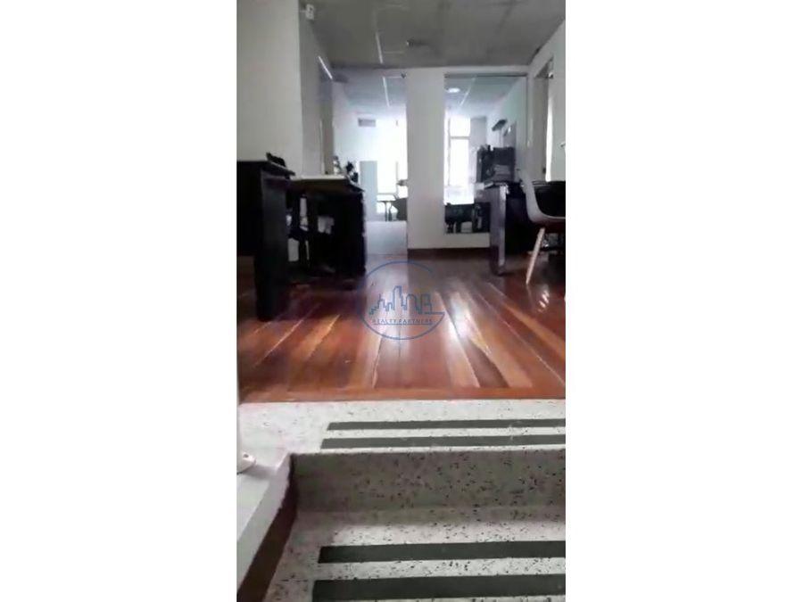 oficina arriendo pasadena