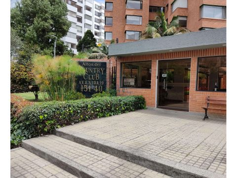 apartamento arriendo altos del country club