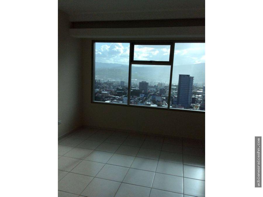 apartamento torre morazan