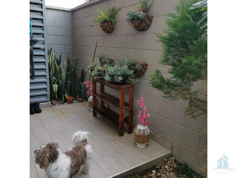 apartamento en venta ecovivienda