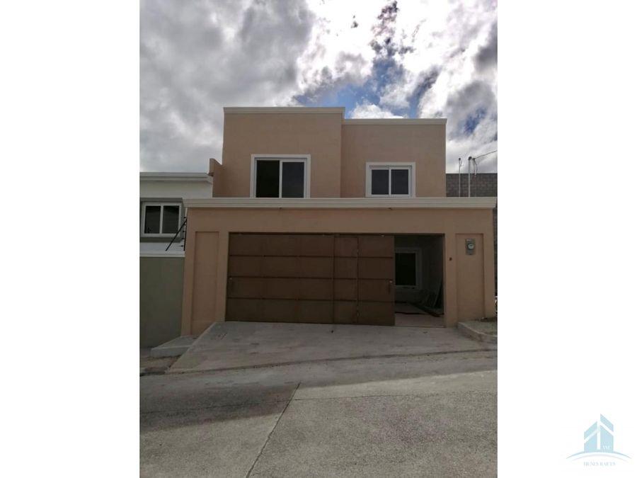 casa en venta residencial roble oeste