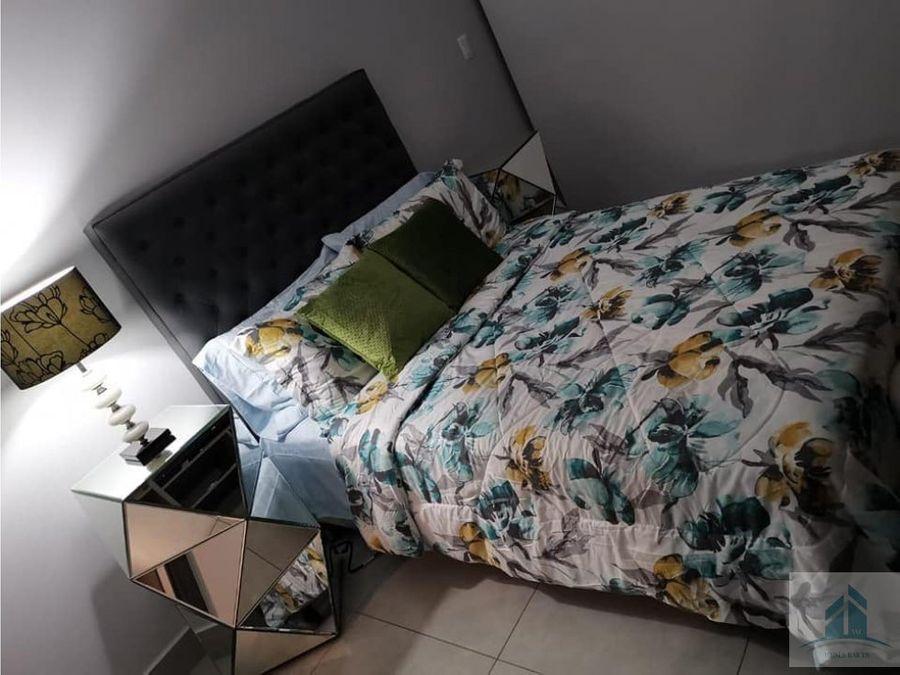 apartamento en renta col san ignacio
