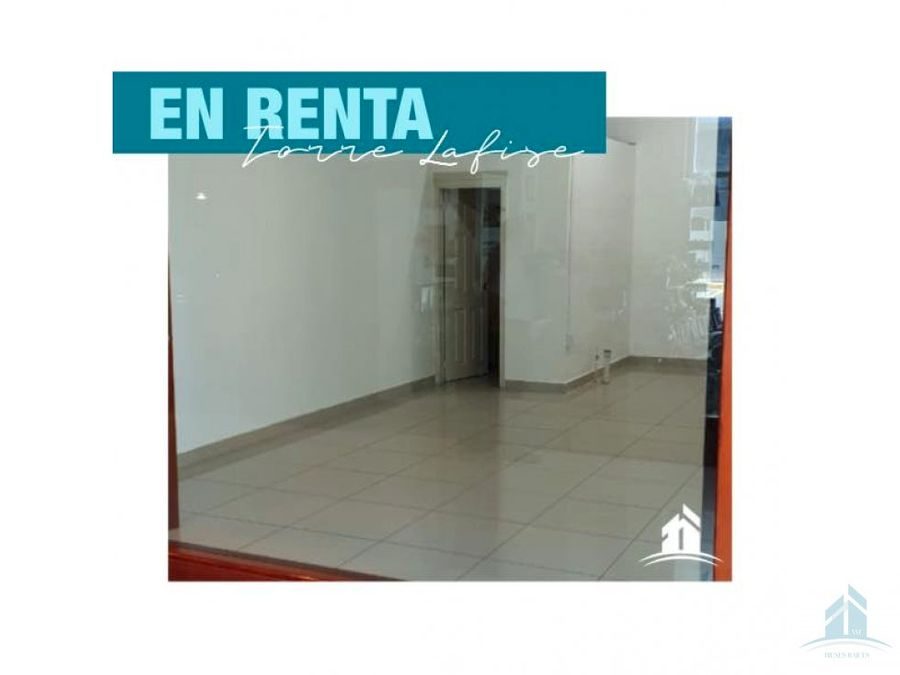 local comercial torre lafise