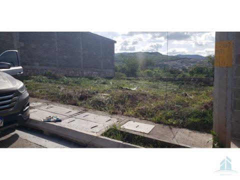 terreno en venta residencial villa toscana