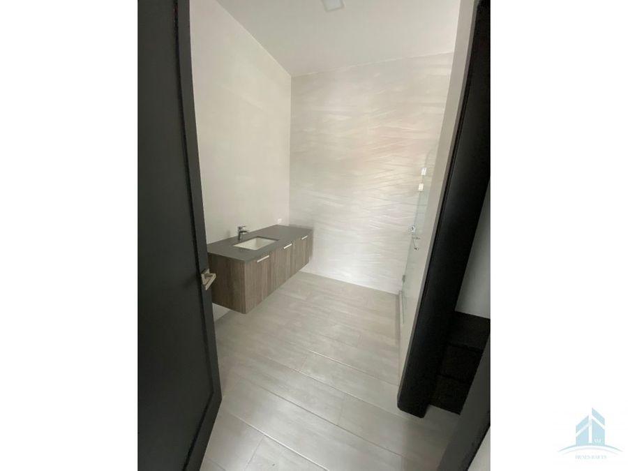 apartamento en renta de 3 habitaciones