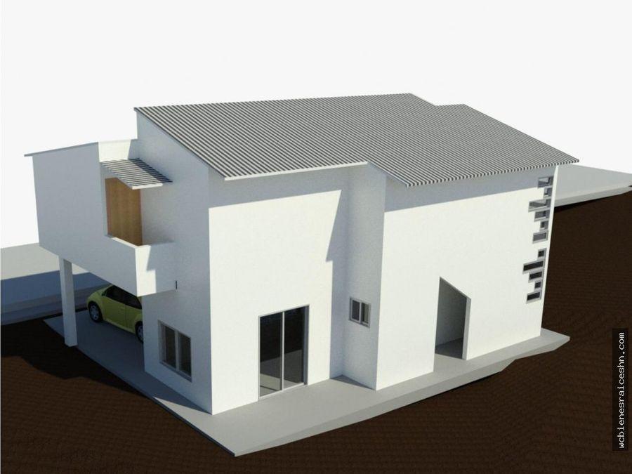 casa en proyecto valle de angeles