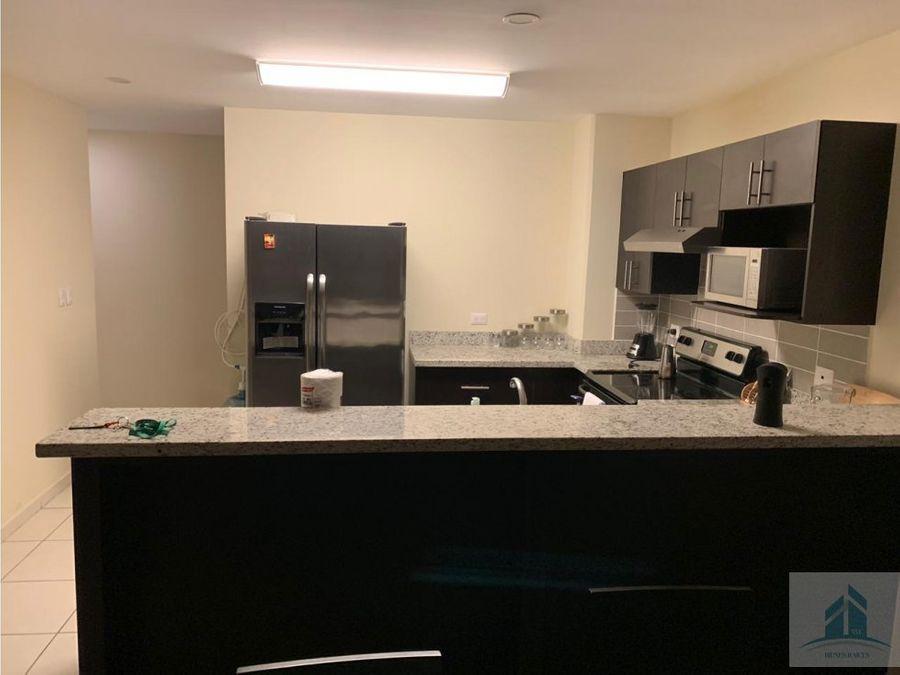 apartamento en renta torre morazan
