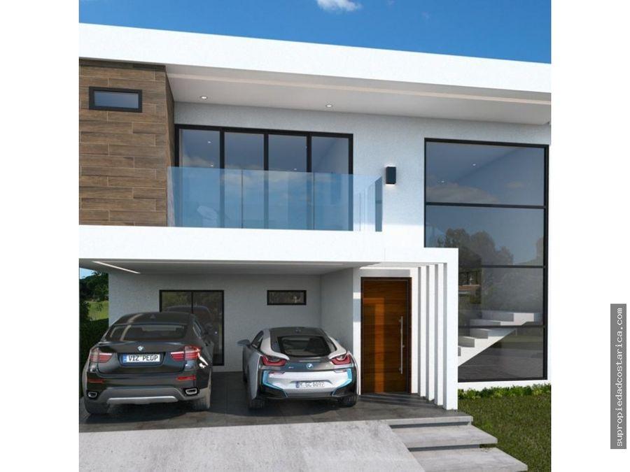 venta de casas nuevas en heredia