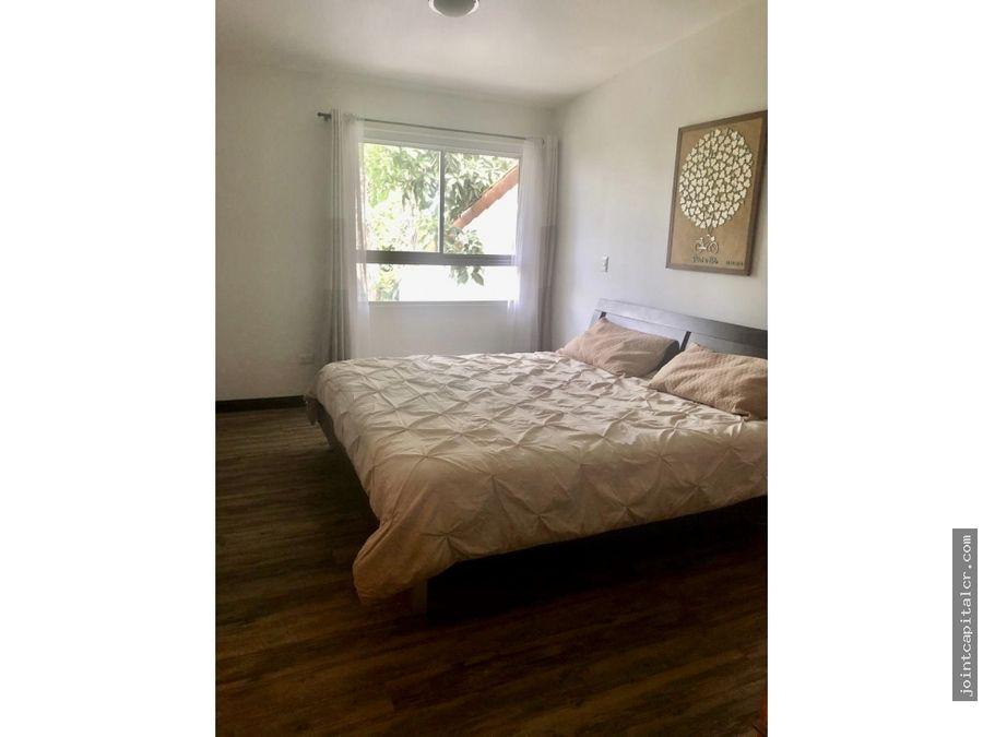 venta de apartamento 2 habitaciones en condomonio en la uruca
