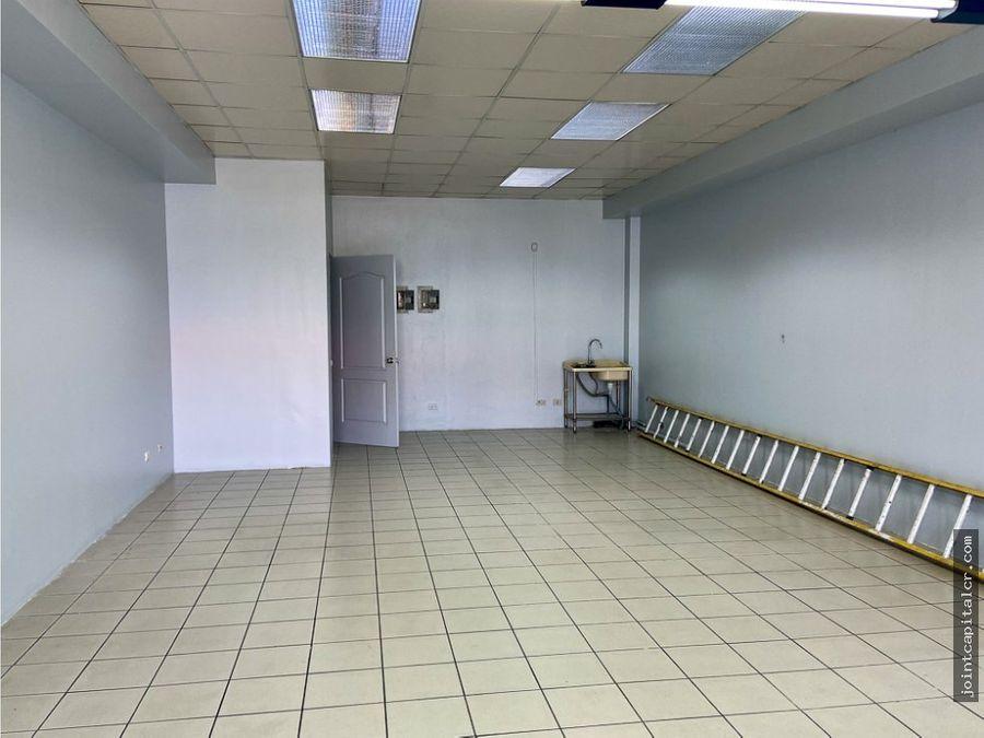 alquiler de local 64 m2 en centro comercial