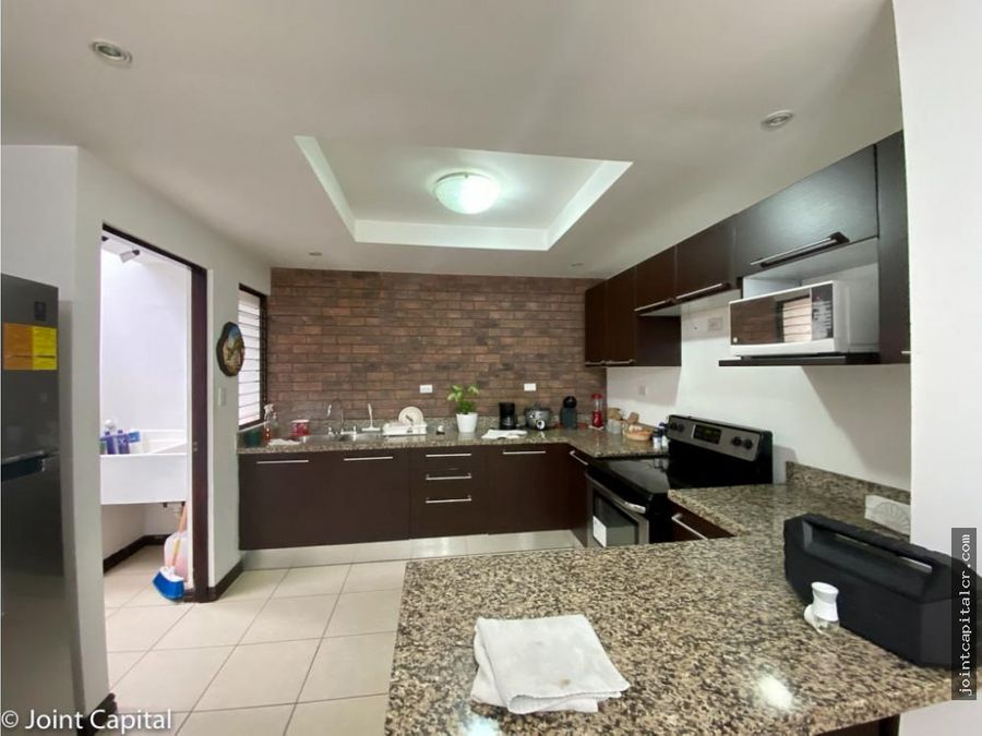venta de casa 3 habitaciones en condominio en la union tres rios