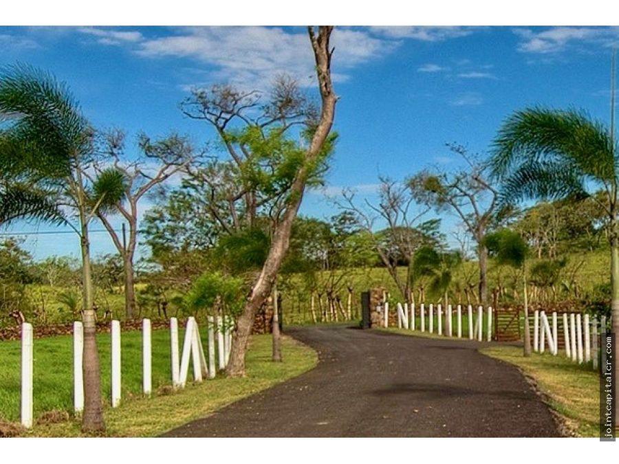 venta quintas en condominio en bajamar de orotina cerca ruta 27