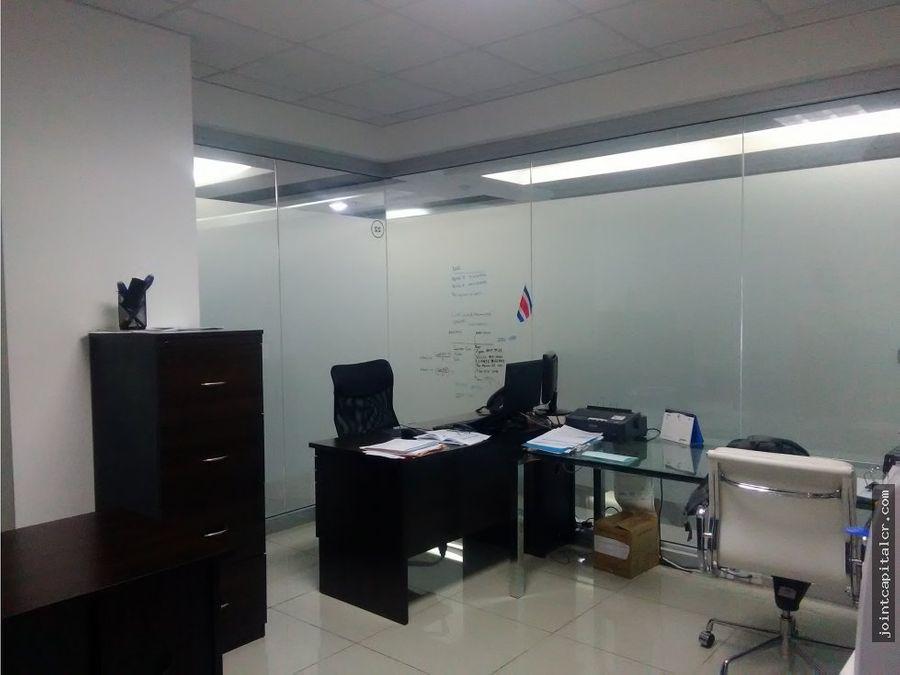 alquiler de oficina 32 m2 en centro corporativo santa ana