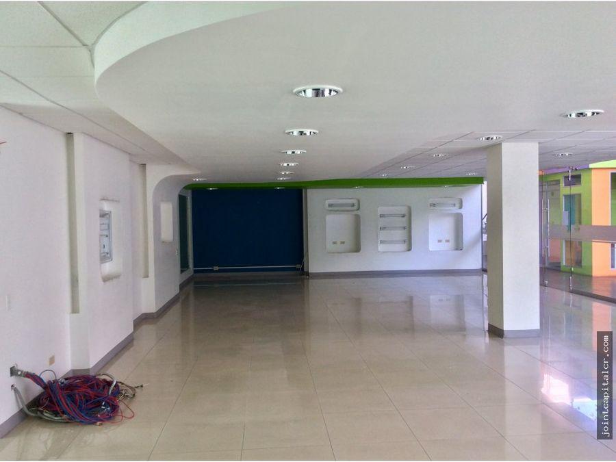 alquiler de oficina 197 m2 centro comercial