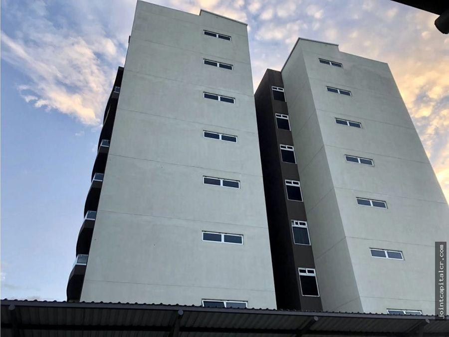 apartamento 3 habitaciones en condominio