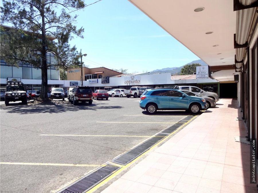 local 50 m2 centro comercial en trejos montealegre