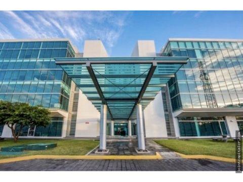 alquiler de funcional oficina de 1075 m2 en oficentro santa ana