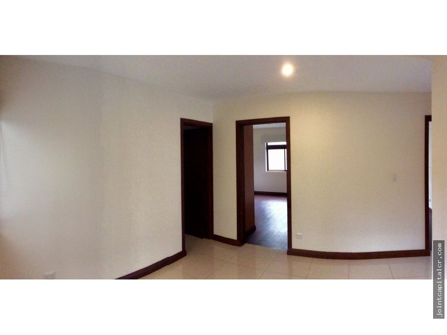 apartamento 3 habitaciones condominio en trejos montealegre escazu