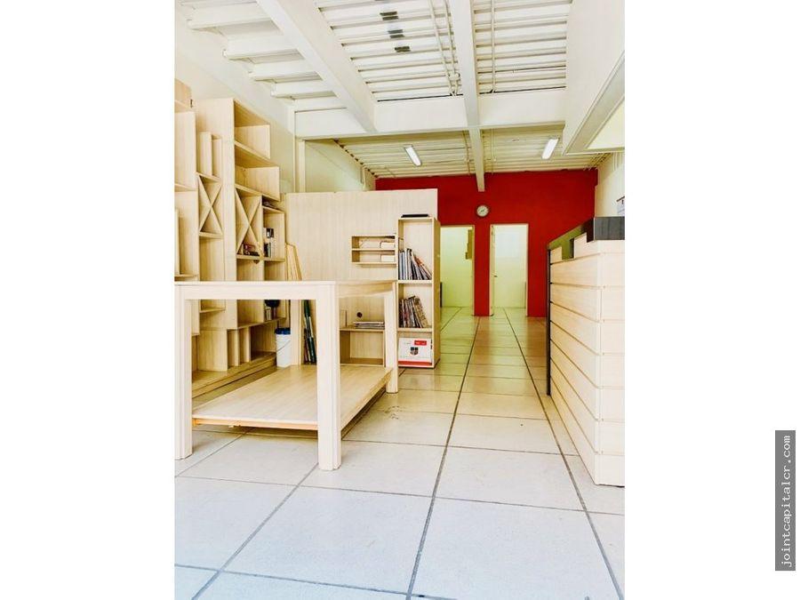 ofibodega 140 m2 en zona comercial e industrial