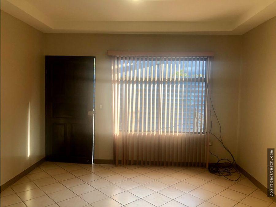 apartamentos en alquiler 2 habitaciones en santo domingo heredia