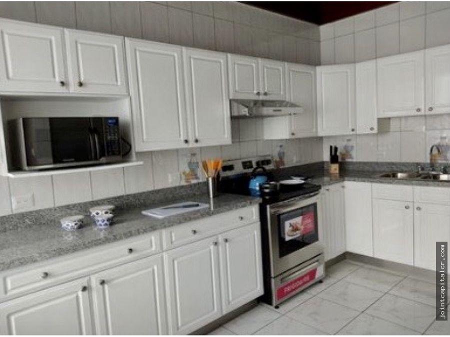 alquiler de casa en residencial de 3 habitaciones san rafael escazu