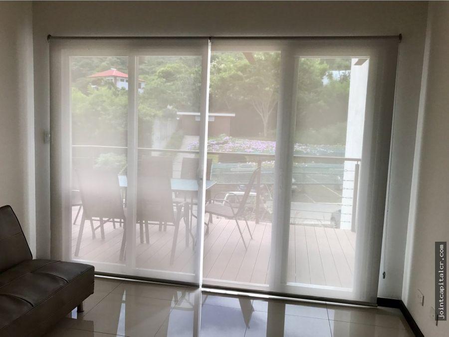 hermoso apartamento de 2 habitaciones en santa ana
