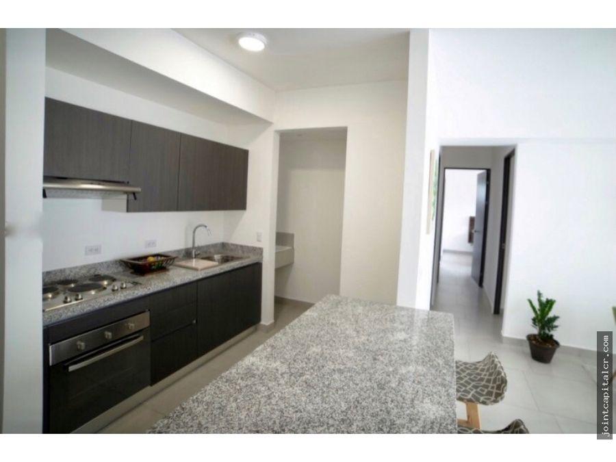 venta de apartamento 1 habitaion en condominio en san pablo