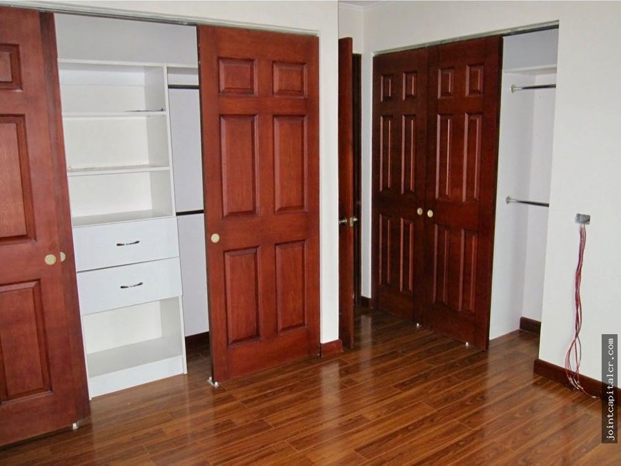 alquiler casa amoblada tipo townhouse 2 habitaciones