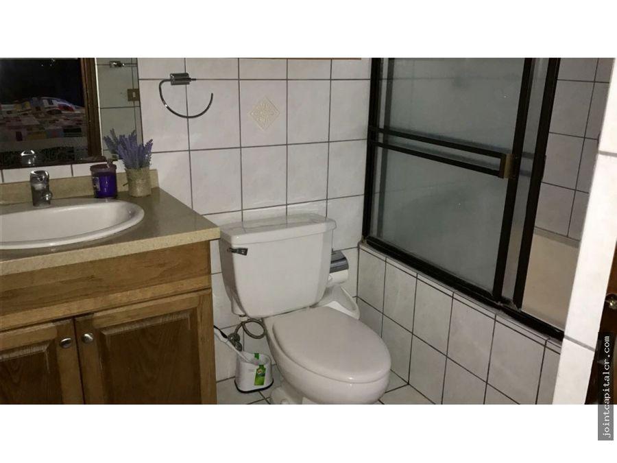 apartamento 2 habitaciones en condominio en san rafael de escazu