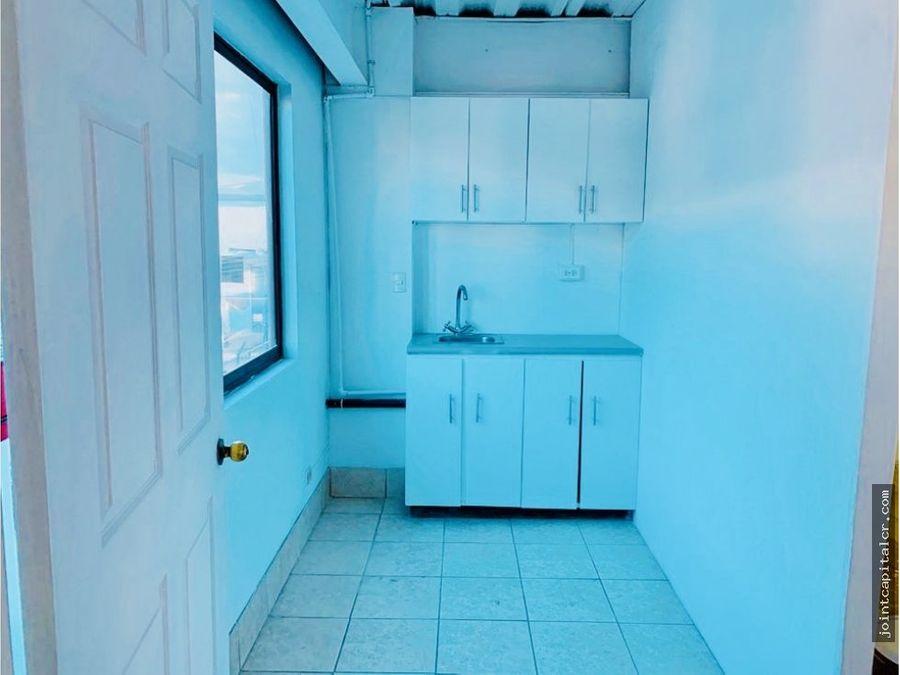 oficina 60 m2 en zona comercial e industrial