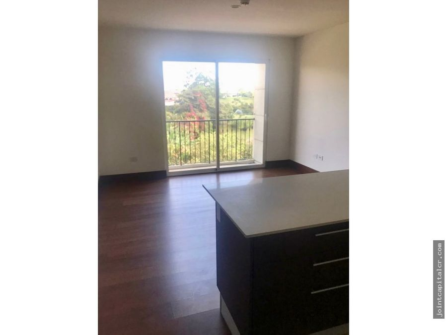 apartamento nuevo de 104 m2 en condominio